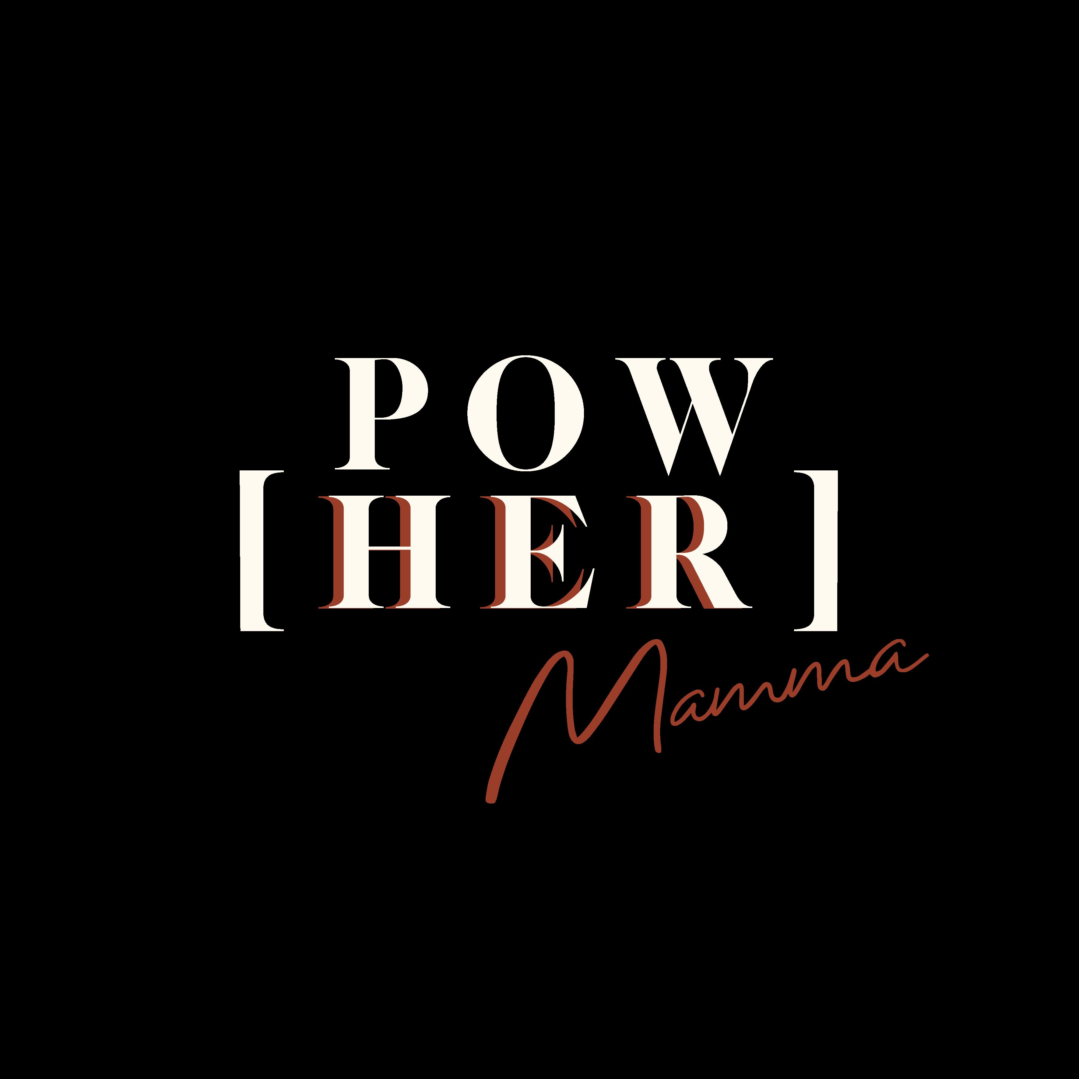 Pow-her logo